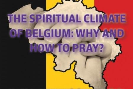 Spiritual climate of Belgium