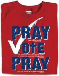 prayvotepray